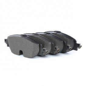 5Q0698151A pour VOLKSWAGEN, AUDI, SEAT, SKODA, Kit de plaquettes de frein, frein à disque ATE (13.0460-2785.2) Boutique en ligne