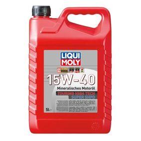 SAE-15W-40 Aceite de motor LIQUI MOLY 1084 tienda online