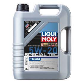 SAE-5W-20 Motor oil LIQUI MOLY, Art. Nr.: 3841