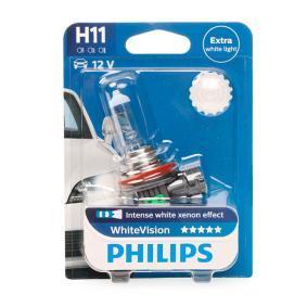 Glühlampe, Fernscheinwerfer PHILIPS Art.No - 12362WHVB1 OEM: N000000001606 für MERCEDES-BENZ, SMART kaufen
