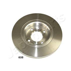JAPANPARTS Bremsscheibe 8200123117 für RENAULT, DACIA, RENAULT TRUCKS bestellen