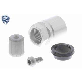 VEMO Reperationssæt, hjusensor (Dæktryk-kontrolsystem) LR003133 til LAND ROVER køb