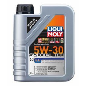 SUZUKI SAMURAI LIQUI MOLY Motoröl 2447 Online Geschäft