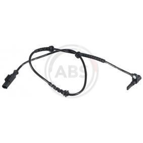 Sensor, Raddrehzahl A.B.S. Art.No - 30571 OEM: 55700425 für OPEL, FIAT, ALFA ROMEO, LANCIA, ABARTH kaufen
