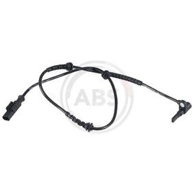A.B.S. Sensor, Raddrehzahl 55700425 für OPEL, FIAT, ALFA ROMEO, LANCIA, ABARTH bestellen