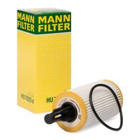 A2761800009 für MERCEDES-BENZ, Ölfilter MANN-FILTER (HU 7025 z) Online-Shop