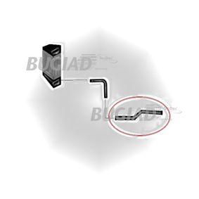 BUGIAD Ladeluftschlauch 8D0145828G für VW, AUDI, SKODA, SEAT bestellen