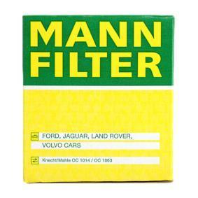 MANN-FILTER Ölfilter W 7015