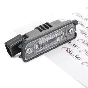 BLIC Светлини на регистрационния номер 5402-053-10-905