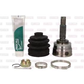 Gelenksatz, Antriebswelle PASCAL Art.No - G10566PC OEM: 495012D012 für HYUNDAI, KIA kaufen