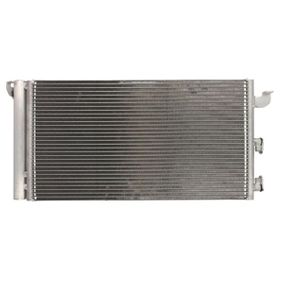 THERMOTEC Air con condenser KTT110392