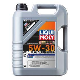 MERCEDES-BENZ S-Klasse LIQUI MOLY Motoröl 2448 Online Geschäft