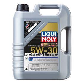 NISSAN MICRA LIQUI MOLY Motoröl 2326 Online Geschäft