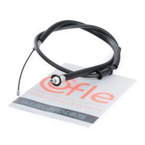 PUNTO (188) COFLE Parking brake cable 631.20
