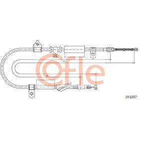 COFLE Въжен механизъм, ръчна спирачка 10.5237