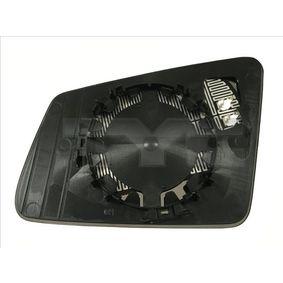 TYC 321-0121-1 Spiegelglas, Außenspiegel OEM - 2128102521 MERCEDES-BENZ günstig