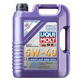 CHERY TIGGO 3 Motorenöl 2328 von LIQUI MOLY in Premium Qualität