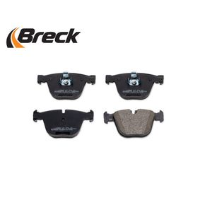 34116794916 für BMW, Bremsbelagsatz, Scheibenbremse BRECK (23312 00 701 20) Online-Shop