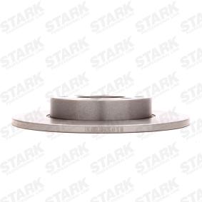 STARK CITROËN C3 Discos de freno (SKBD-0022803)