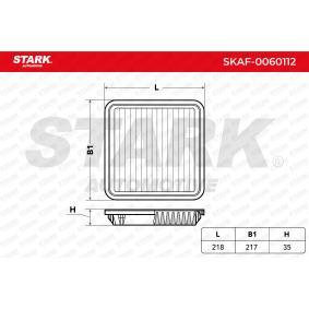 Luftfiltereinsatz SKAF-0060112 STARK