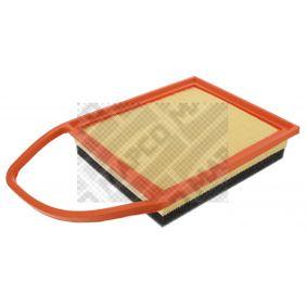 MAPCO Luftfilter Filterindsats Varenummer 60058 priser