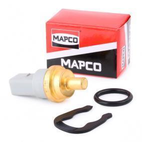 MAPCO VW GOLF Датчик, температура на охладителната течност (88800)