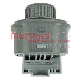 METZGER Ключ, настройка на огледалата 0916310