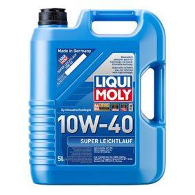 Auto Motoröl LIQUI-MOLY 10W-40 (9505) niedriger Preis