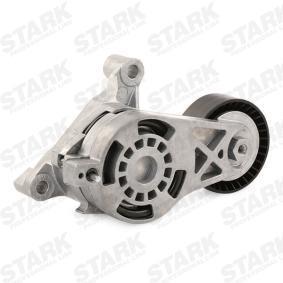 STARK SKTL-0610046 Spannarm, Keilrippenriemen OEM - 03G903315 AUDI, PORSCHE, SEAT, SKODA, VW, VAG, OPTIBELT, AUTEX, ASAM, STELLOX günstig
