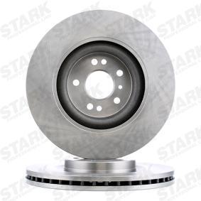 STARK SKBD-0022373 Спирачен диск OEM - 1644210512 MERCEDES-BENZ, A.B.S., OEMparts евтино