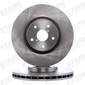 IMPREZA Schrägheck (GR, GH, G3) STARK Bremsscheiben SKBD-0022879