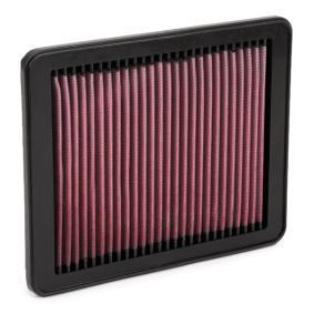 K&N Filters Filtro de aire 33-3024