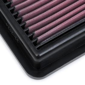 K&N Filters MAZDA CX-5 Filtro de aire (33-3024)