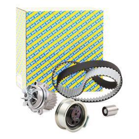 03L121011G für VW, AUDI, SKODA, SEAT, CUPRA, Wasserpumpe + Zahnriemensatz SNR (KDP457.270) Online-Shop
