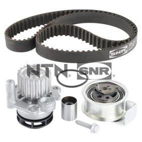 SNR Wasserpumpe + Zahnriemensatz KDP457.270