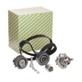 03L121011G für VW, AUDI, SKODA, SEAT, CUPRA, Wasserpumpe + Zahnriemensatz SNR (KDP457.610) Online-Shop