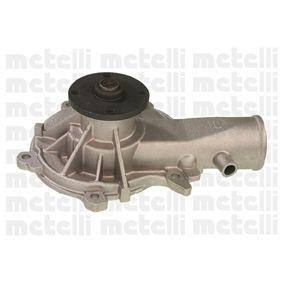 Wasserpumpe METELLI Art.No - 24-0234 OEM: 1334072 für OPEL, BEDFORD, VAUXHALL kaufen