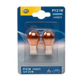 8GA 006 841-123 Glühlampe, Blinkleuchte von HELLA Qualitäts Ersatzteile