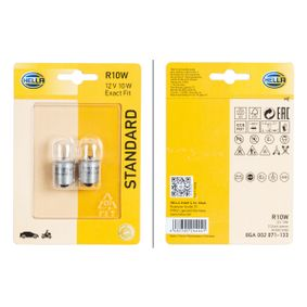 Крушка с нагреваема жичка, мигачи 8GA 002 071-133 онлайн магазин