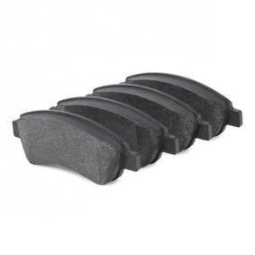 VALEO Brake Pad Set, disc brake (301464) at low price