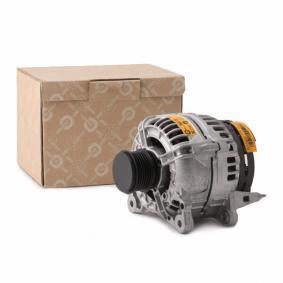 Golf V Хечбек (1K1) VALEO Алтернатор генератор 746025
