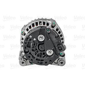 746025 Алтернатор генератор VALEO за VW GOLF 1.9 TDI 105 K.C. на ниска цена