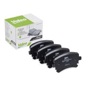 Bremsbelagsatz, Scheibenbremse VALEO Art.No - 301004 OEM: 4B3698451A für VW, AUDI, SKODA, SEAT kaufen