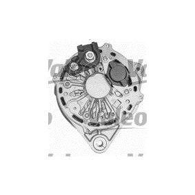VALEO Generator 437629 für AUDI COUPE 2.3 quattro 134 PS kaufen