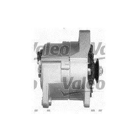 AUDI COUPE 2.3 quattro 134 PS ab Baujahr 05.1990 - Generator (437629) VALEO Shop