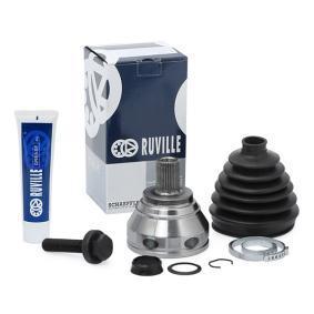 1K0498099B für VW, AUDI, SKODA, SEAT, PORSCHE, Gelenksatz, Antriebswelle RUVILLE (75725S) Online-Shop