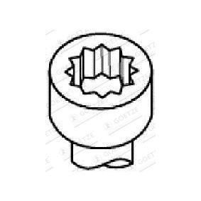 GOETZE Zylinderkopfschrauben 22-39001B für AUDI 100 1.8 88 PS kaufen