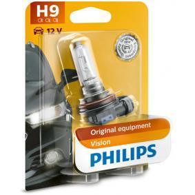 Крушка с нагреваема жичка, фар за дълги светлини 12361B1 онлайн магазин
