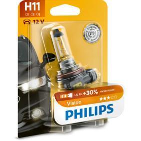 12362PRB1 Крушка с нагреваема жичка, фар за дълги светлини от PHILIPS качествени части
