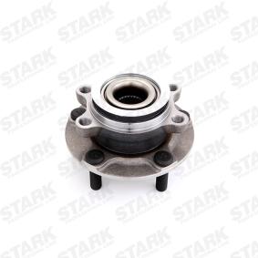 STARK SKWB-0180554 Radlagersatz OEM - 40202JG01B AWD, NISSAN, PEUGEOT, AKS DASIS, INFINITI, A.B.S., NPS, OEMparts günstig